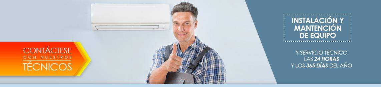 Climatizacion Instalacion Servicio Técnico